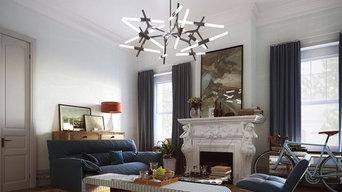 Replica Agnes Chandelier - 20 Bulbs