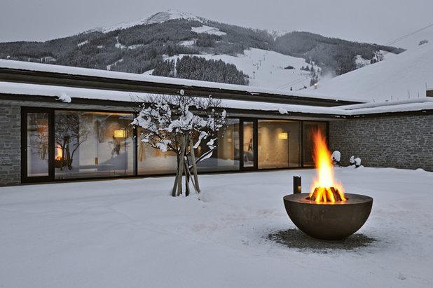 Modern Garten By Feuerring