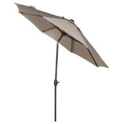 Trend Contemporary Outdoor Umbrellas by APPEARANCES INTERNATIONAL