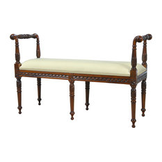 Ordinaire Niagara Furniture   French Window Bench   Upholstered Benches