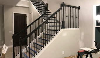 Staircase and Railing Work