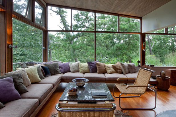 midcentury by hammer architects
