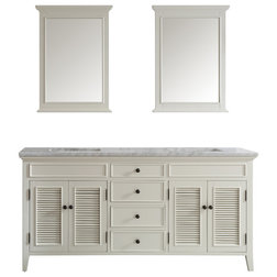 Good Traditional Bathroom Vanities And Sink Consoles by Vinnova