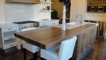 Black Walnut Kitchen