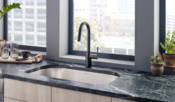 Bestselling Kitchen Sinks and Faucets