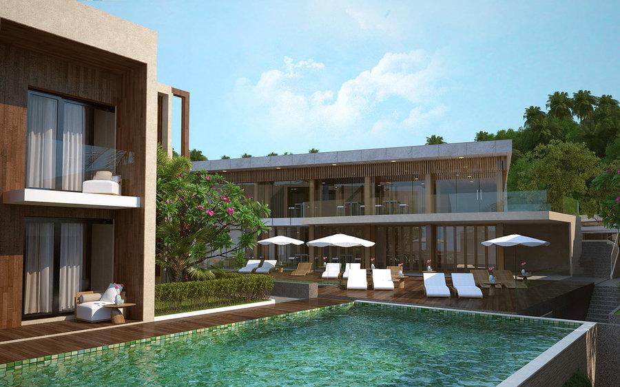 Mai House Hotel-External treatment 2
