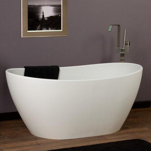 Resin Versus Acrylic Free Standing Tub