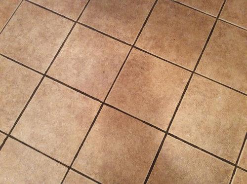 Refinishing Ceramic Tile Floor