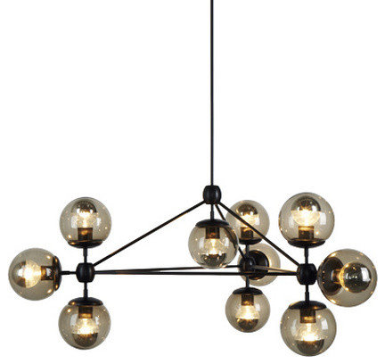 Replica jason miller 10 bulb modo chandelier mozeypictures Image collections