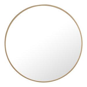 Elegant Decor Mr4032Br Eternity Mirror, Brass