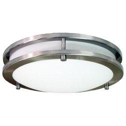 Craftsman Flush-mount Ceiling Lighting by HomeSelects International