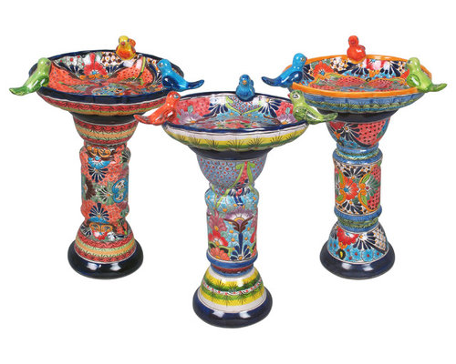 Talavera Garden Pottery U0026 Decor