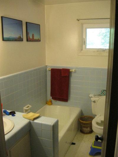 Great Reader Bathroom