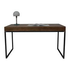 rustikale schreibtische online kaufen houzz. Black Bedroom Furniture Sets. Home Design Ideas