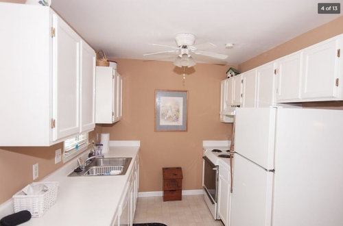 Small Galley Kitchen Lighting