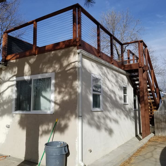 Custom Deck and Railing Projects