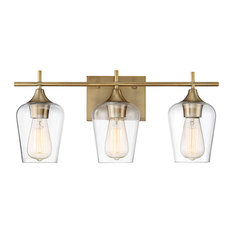 Bathroom Vanity Lights Brass brass bathroom vanity lights | houzz