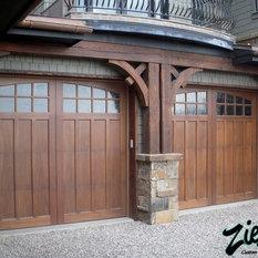 Wood Garage Doors Amp Openers Find Garage Door Designs And