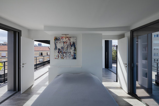 Contemporain  by FLORENCE GAUDIN ARCHITECTE
