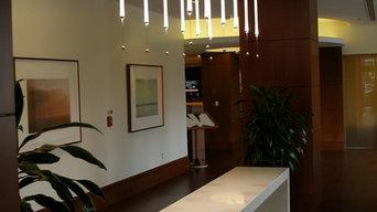 Custom LED Light fixtures