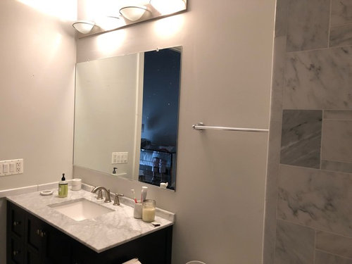 Mirror Ideas For 48 Vanity, How Big Of A Mirror For 48 Inch Vanity