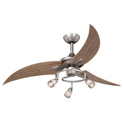 Contemporary Ceiling Fans by Lampclick