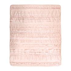 Belle Throw, Pink Blush