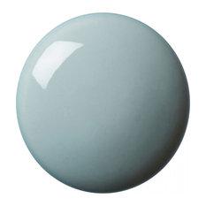 Anne Black Tilt Glossy Handle, Blue, Large, Glossy