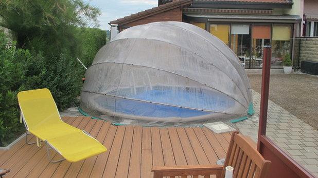 Quel dispositif autour de la piscine pour assurer la s curit de tous - Abri piscine hors sol saint etienne ...