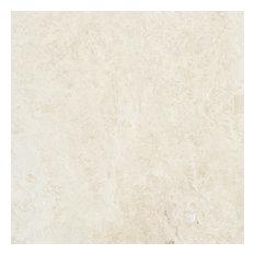 "24""x24"" Ivory Light 1/2 Honed & Filled Rustic Tile"