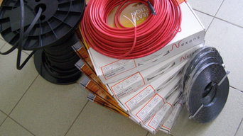 Нагревательные кабели и терморегуляторы