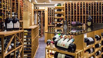 Cave à vin Bistro le courreur des bois