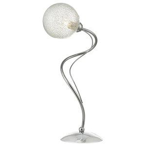 Vivi Table Lamp, Polished Chrome