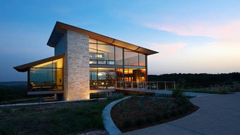 Contemporary Fredericksburg House