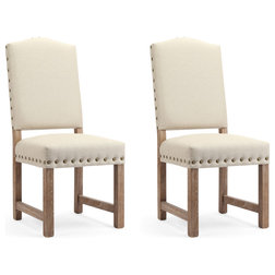 Farmhouse Dining Chairs by Houzz