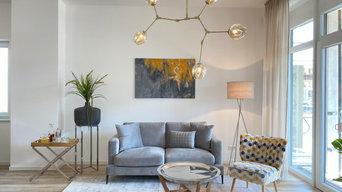 Musterwohnung Wolfsburg Home Staging Projekt