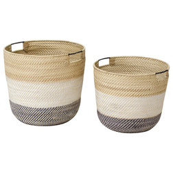 Tropical Baskets by Seldens Furniture
