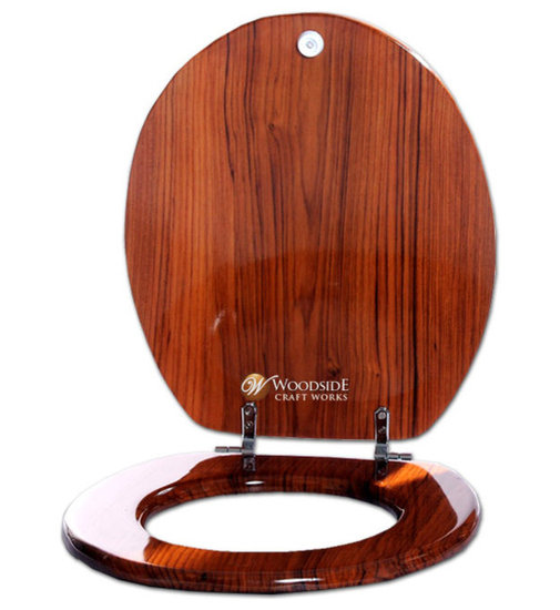 Wooden Toilet Seat Covers