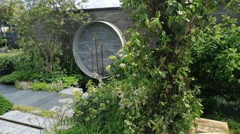 APL A Place to Meet Again garden Hampton Court Garden Festival 2021