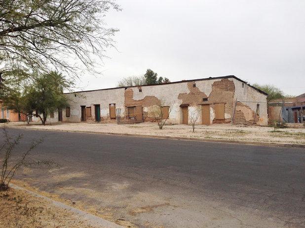 My Houzz: The Arizona House Made of Mud