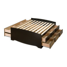 Queen Storage Platform Bed