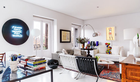 My Houzz: An Architect's Bright and Character-packed Home