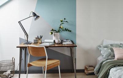 How to Carve Out Spaces to Work and Rest in a Busy Home