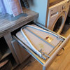 The Hardworking Laundry: How to Make Room for Ironing