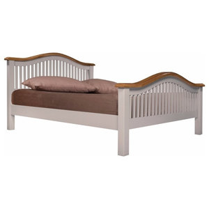 Ventry Bed, Super King, Curved