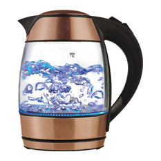 Brentwood 1.8 litre Electric Glass Kettle with Tea Infuser