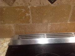 Slide in range fan noise issue