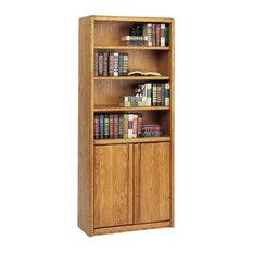 Martin Furniture Contemporary Library Bookcase