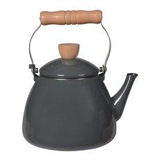 Charcoal Enamel Stove Kettle