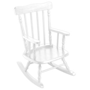 Fine Acme Kloris Youth Rocking Chair Tobacco Traditional Machost Co Dining Chair Design Ideas Machostcouk